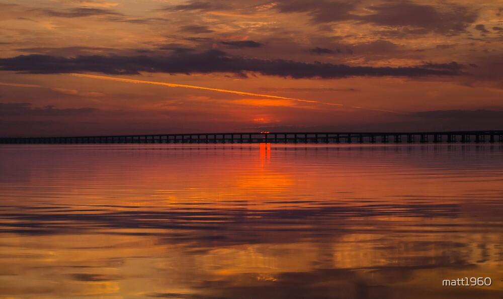 Sunrise over Paradise by matt1960