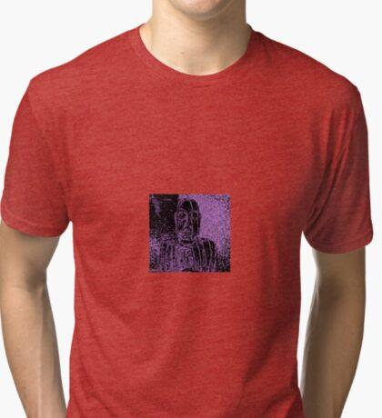 Karma in Lilac Tri-blend T-Shirt