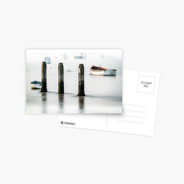 Three Posts Postcard