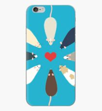 Ratty Rescue ❤︎ iPhone Case