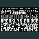Bridge & Tunnel by lethalfizzle