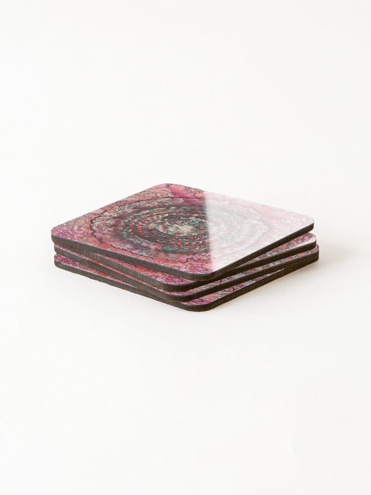 Alternate view of Stain 19 Coasters (Set of 4)