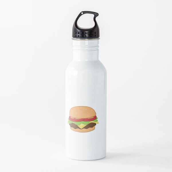 Krabby Patty Water Bottle