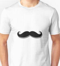 basic mustache T-Shirt