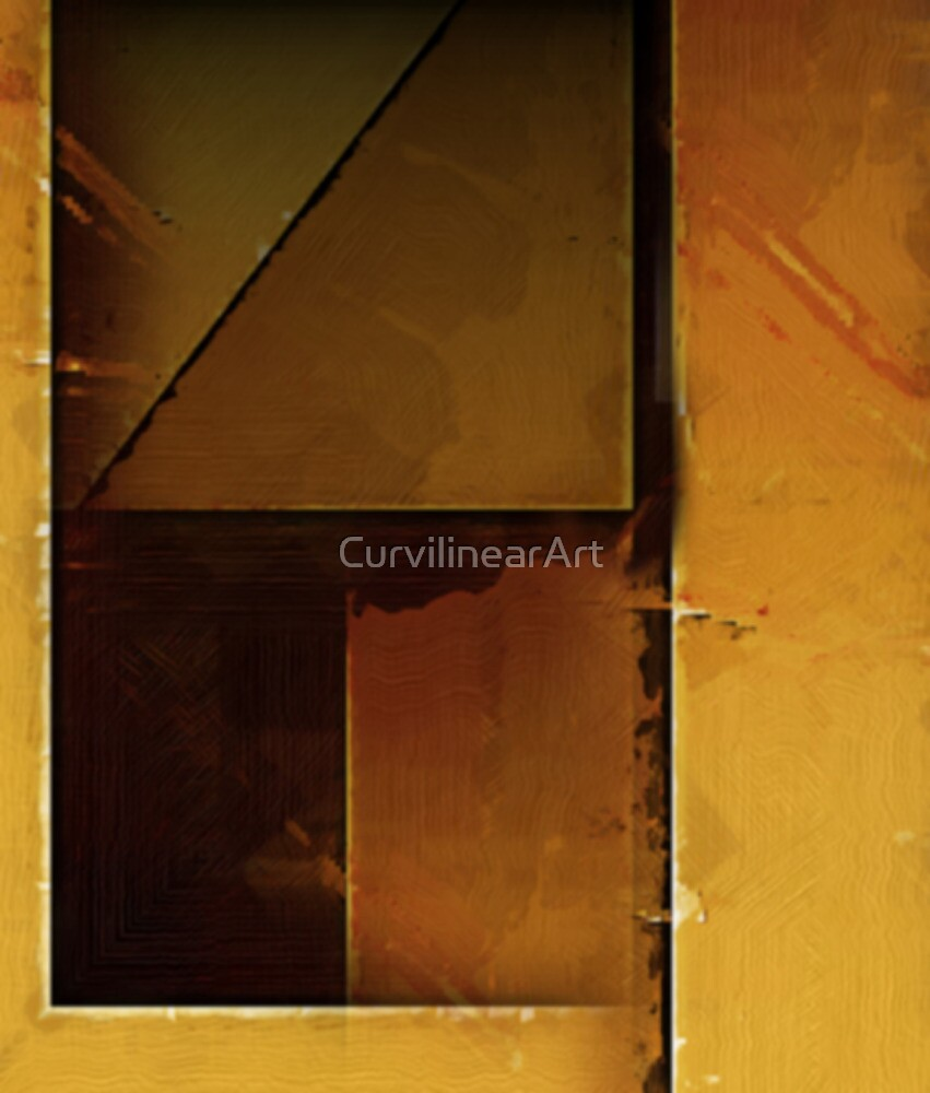 Curvilinear Project No. 65  ( Breaking Through ) by CurvilinearArt
