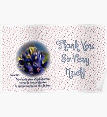 Thank You Very Much! Poster