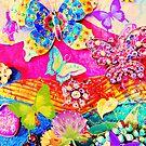 Butterfly Spring by artqueene