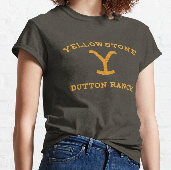Yellowstone Ranch Classic T-Shirt