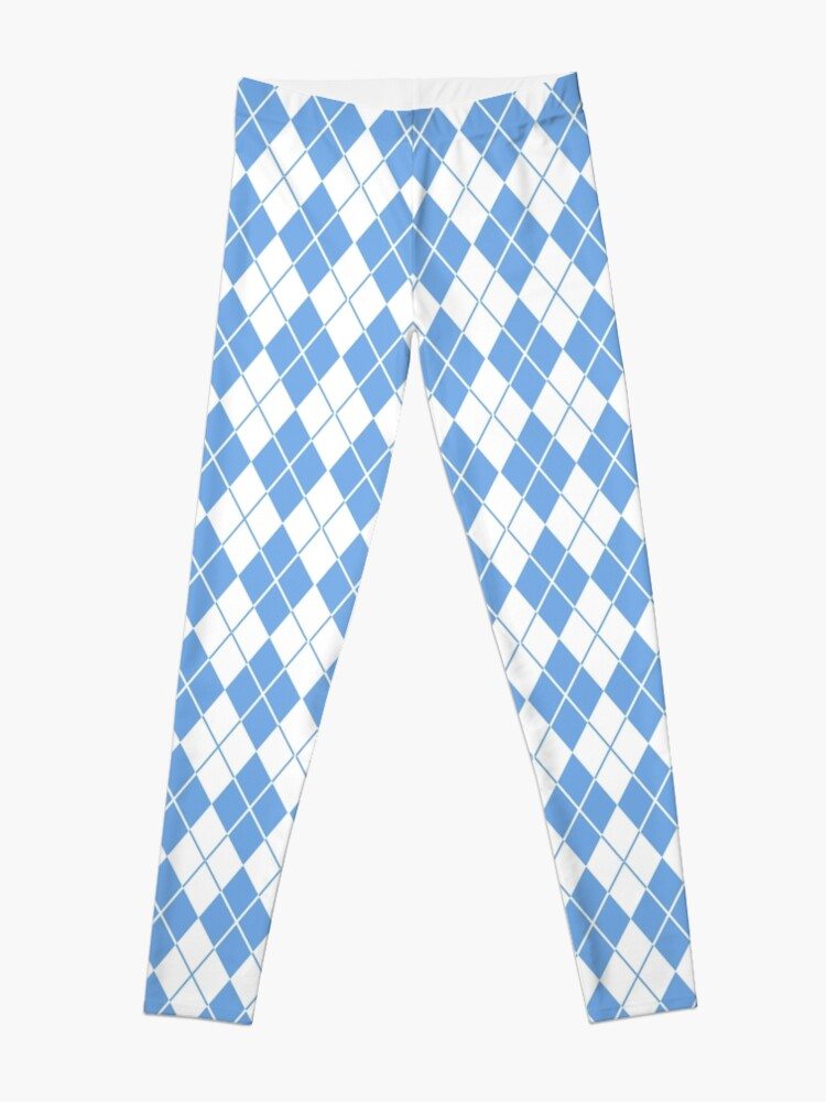 Alternate view of Carolina Argyle  Leggings