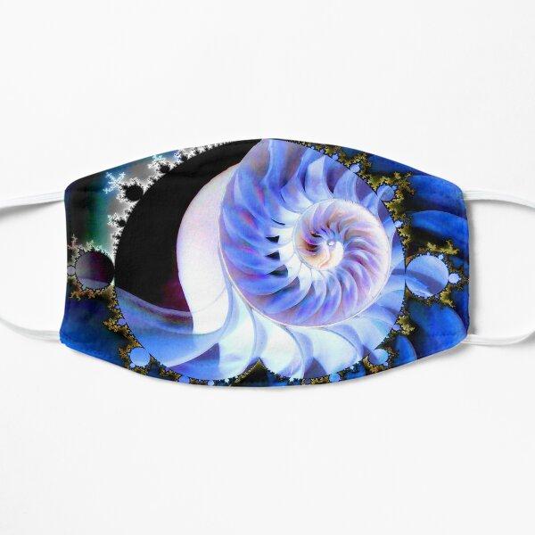 Mandel's Spiral Small Mask