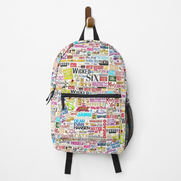 Musicals (2020 Edition) Backpack