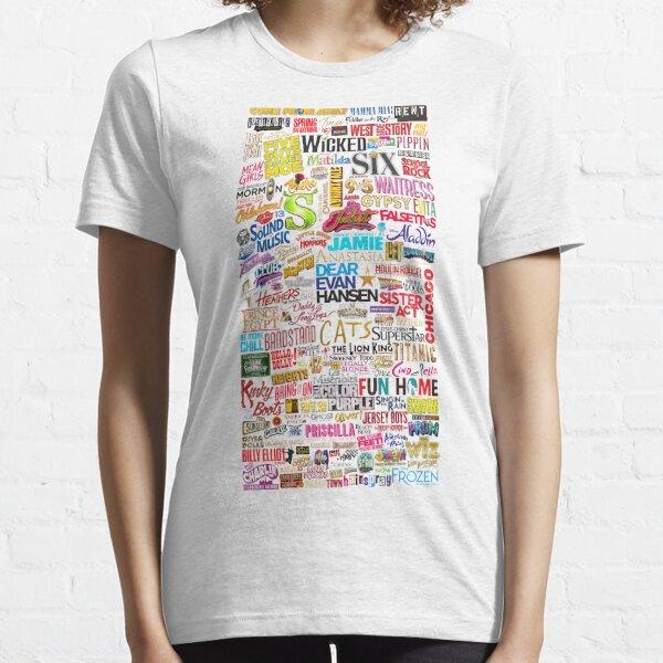 Musicals (2020 Edition) Essential T-Shirt