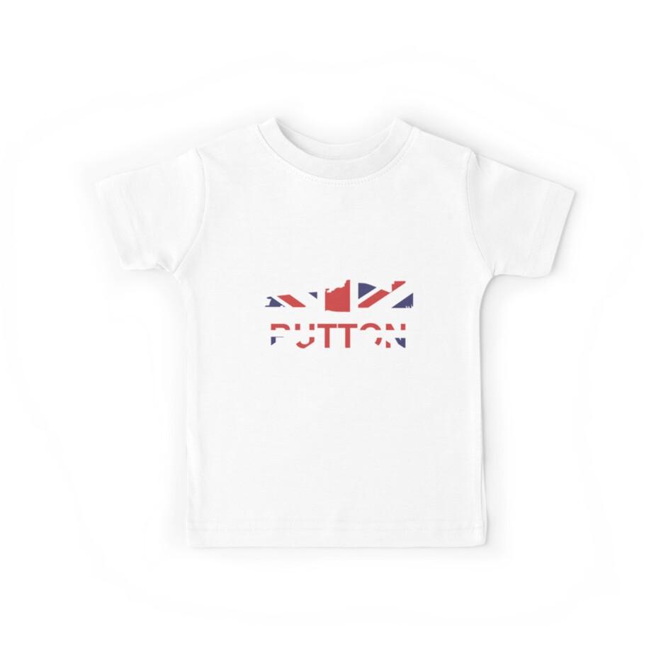 Jenson Button Union Jack by loutolou