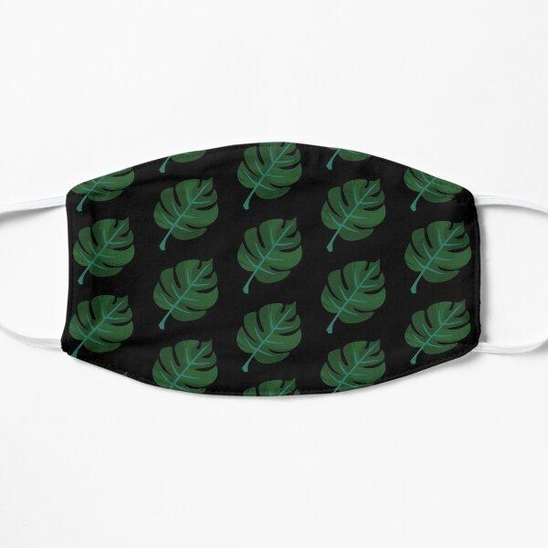 Cute Green Leaf  Mask