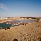 Fort Randall Dam by Scott Hendricks