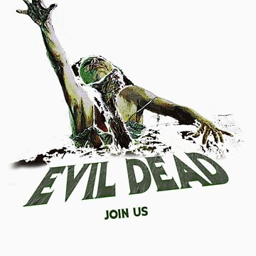 Evil Dead - Choke Join Us by EndoftheDream