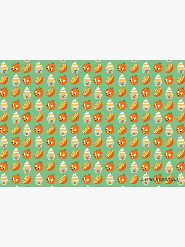 Orange bird by disneyinyourday