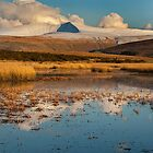 The Brecon Beacons (Bannau Brycheiniog) by Stephen Liptrot