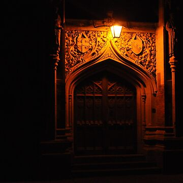 The Doorway by DaveKing71