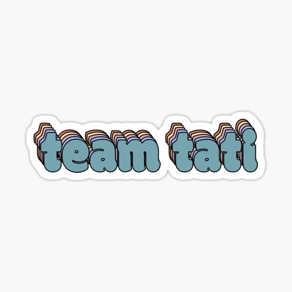Youtube Drama Team Tati  Sticker