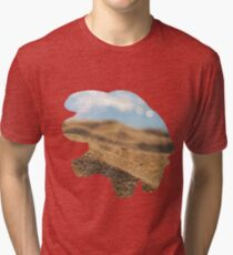 Phanpy used Sand Attack Tri-blend T-Shirt