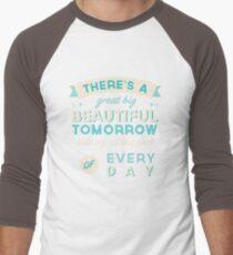 Beautiful Tomorrow Men's Baseball ¾ T-Shirt