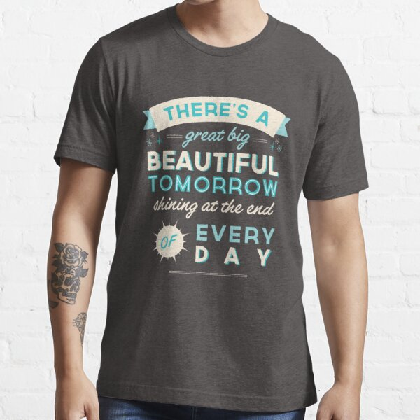 Beautiful Tomorrow Essential T-Shirt