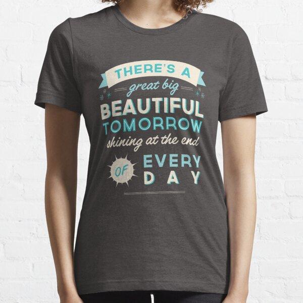 Schönes Morgen Essential T-Shirt
