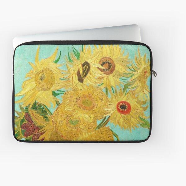 Van Gogh Sunflowers Laptop Sleeve