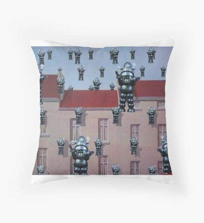 Robby Reigns Throw Pillow
