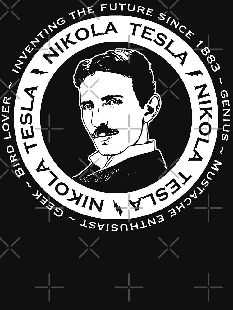 Nikola Tesla  | Unisex T-Shirt