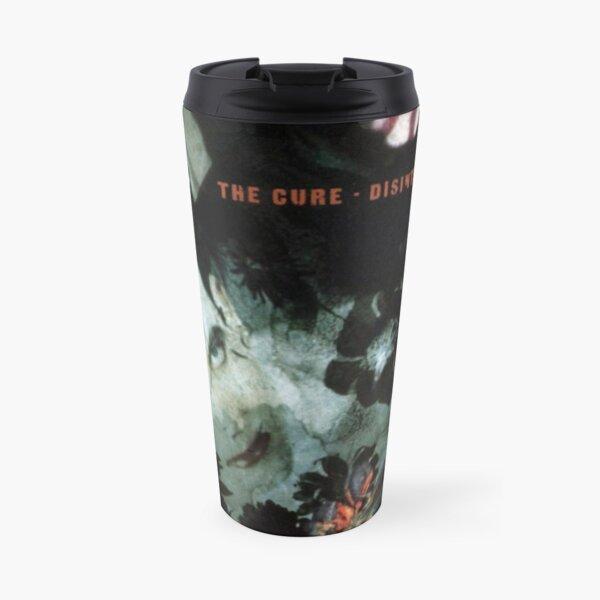 The Cure's Disintegration Album (Multicolored) Travel Mug