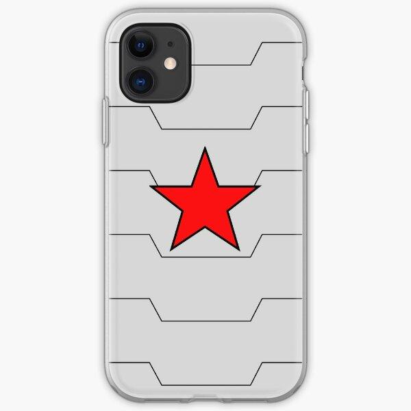 Winter Soldier iPhone Soft Case