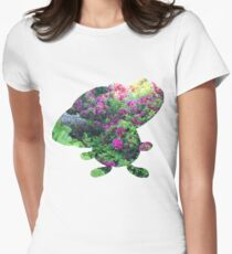 Vileplume used Sunny Day Women's Fitted T-Shirt