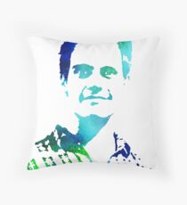joe walker Throw Pillow