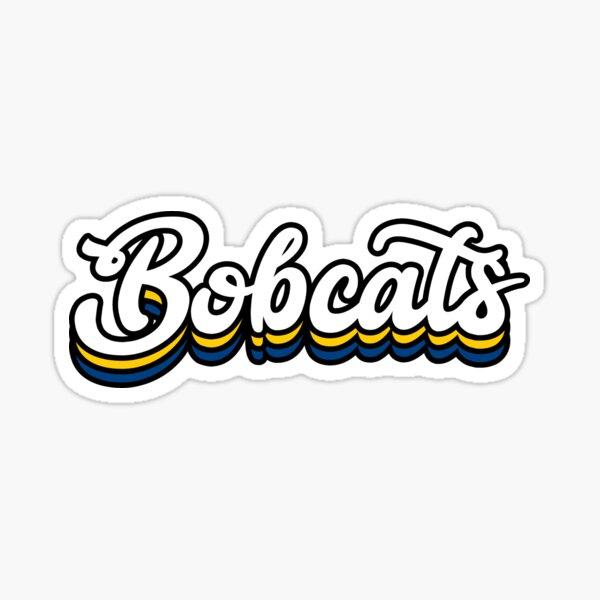 Bobcats - Montana State University Sticker