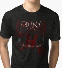 Gag Band Brony Shirt Tri-blend T-Shirt