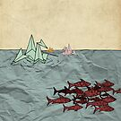Paper Cranes by ZachHoskin