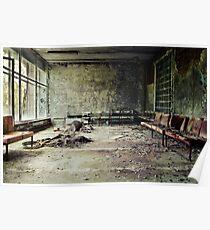Chernobyl - лікарня V Poster