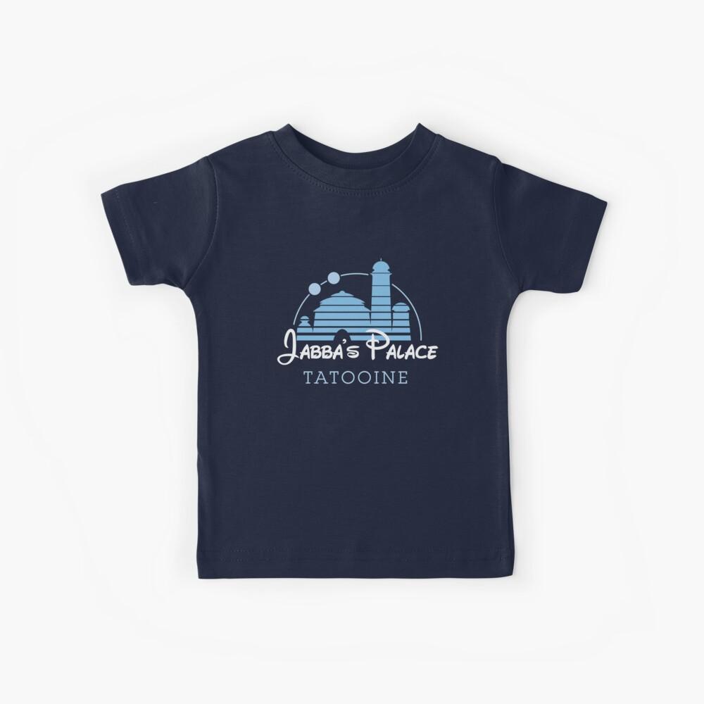 Jabbas Palast Kinder T-Shirt