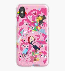 Loads of Pinkie v2 iPhone Case