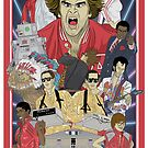 Tri Lamb Talent - Revenge of the Nerds by Mauro Balcazar