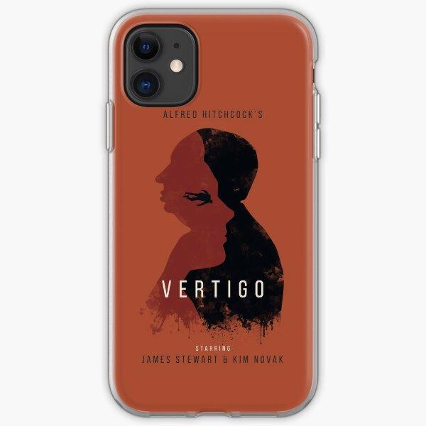 Alfred Hitchcock Vertigo iPhone Soft Case
