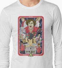 Tri Lamb Talent - Revenge of the Nerds Long Sleeve T-Shirt