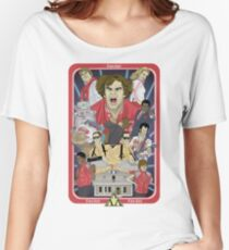 Tri Lamb Talent - Revenge of the Nerds Women's Relaxed Fit T-Shirt