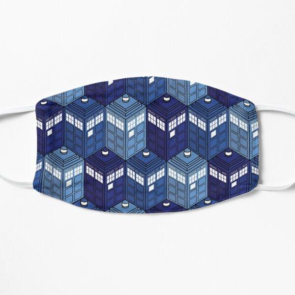 Infinite Phone Boxes Flat Mask