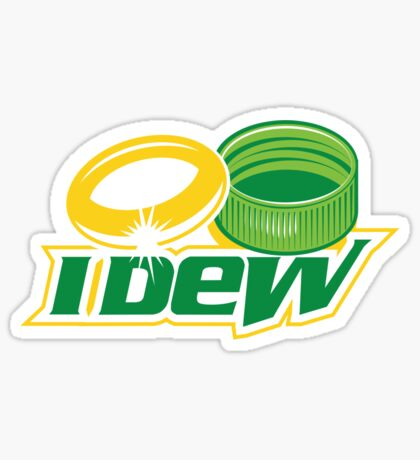 iDew Sticker