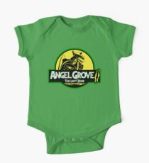 Angel Grove II: The Lost Zord One Piece - Short Sleeve