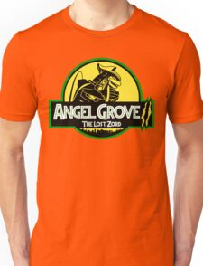 Angel Grove II: The Lost Zord Unisex T-Shirt