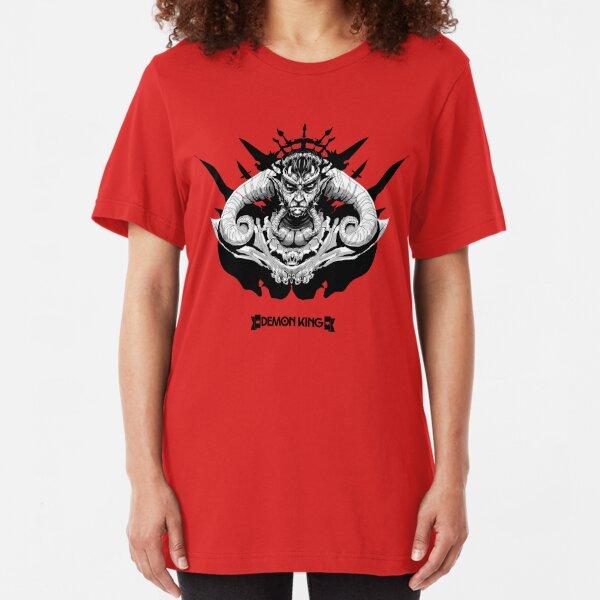 Demon King Slim Fit T-Shirt